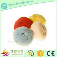 China supplier portable mop in cashmere viscose wool hair yarn