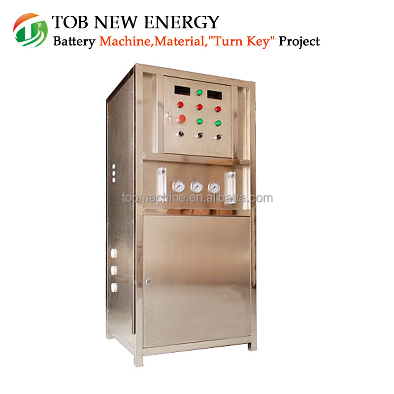 Deionized Water Machine Price Used For Battery Cathode Materials Mixing With Water