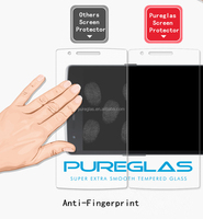 For One plus one tempered glass screen protector factory wholesale price with best quality
