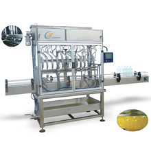 Rotary Type Glass Or Pet Automatic Bottle Filling Machine For Mineral Water, Juice