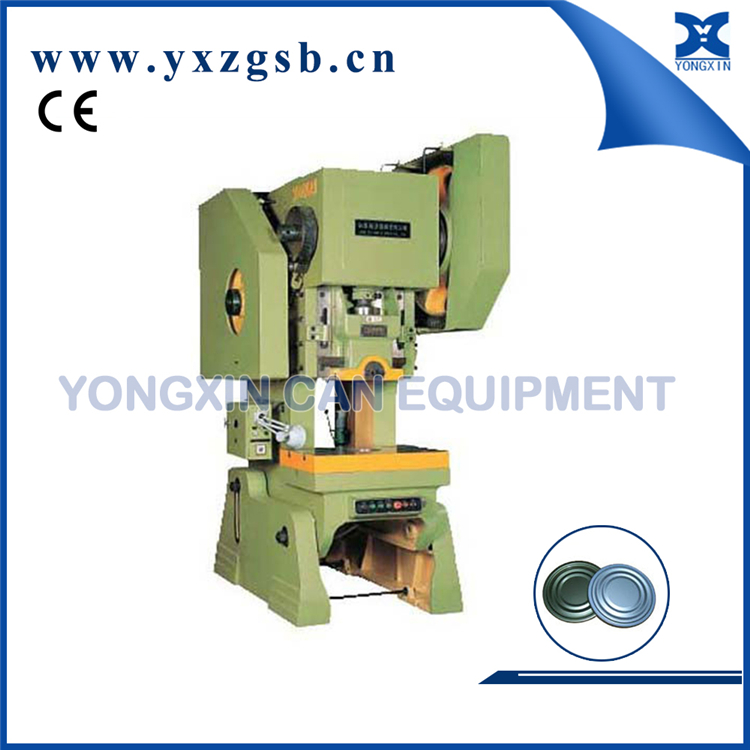 Lid can press machine punching machine