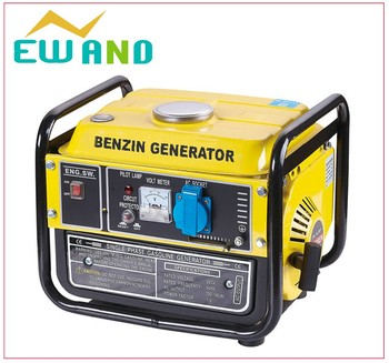 gasoline generator China Famous Brand