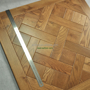 home used new design multiply engineered oak art parquet
