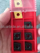 China manufacturer carbide cnc inserts flocked cardboard inserts in cutting tools wnmg
