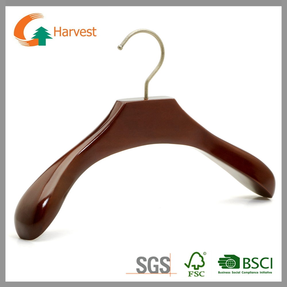 Vintage wooden hanger with good quality