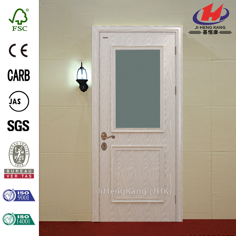 JHK-017 Partition Frosted Starfire Panel Glass Interior Door