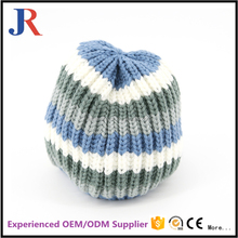 2017 high quality custom winter baby crochet hats free baby knitting patterns