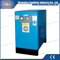 refrigerated compressed function air dryer for Altascopco compressor