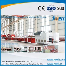 China PVC profile extruding machine PVC ceiling board making machine with price