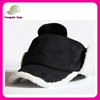 wholesale russia winter sport baseball cap with ear muff