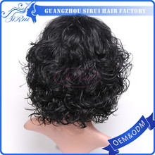 beauty elements hair wig , black woman wig synthetic , x-pression braided wig