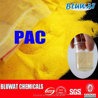 Poly aluminium chloride pac 30% with lowest price