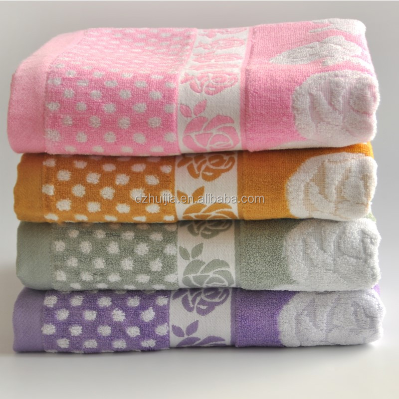 home use adults age group bamboo bath towel sets