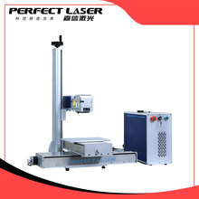 20 Watt Portable Metal Marking Human Face Image Printing Mini Fiber Laser Marking Machine Price