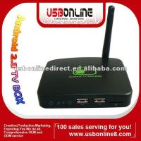 Google Android TV Box android 2.3 WIFI 3G New Full HD 1080P HDMI Media Player