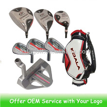Left hand golf clubs sales