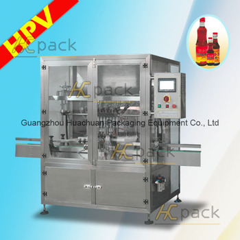 Eight-heads Full-automatic Oyster Sauce filler(plunger type)
