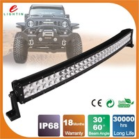 wholesale off road offroad curved led light bar