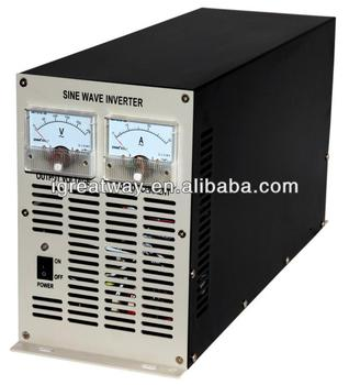 1000W/2000w/2500w/3000w/5000w dc ac pure sine wave power inverter DC24v,36v,48v,72cv96v to AC110v/220v