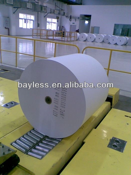 hot!! high quality newsprint paper 45gsm roll