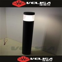 High quality ip65 12W led garden lamp bollard / led lawn bollard light with CE approved