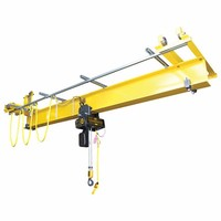 Hot sale Widely used 10t monorail overhead crane