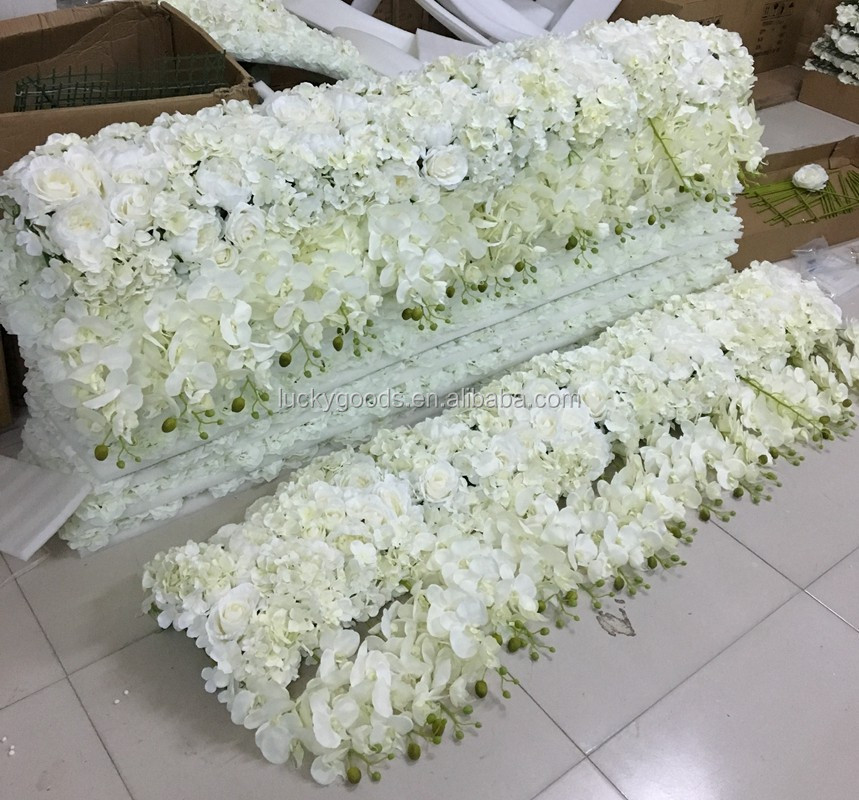 wholesale 2018 artificial flowers for <strong>wedding</strong> white rose flowers