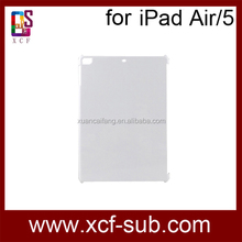3D sublimation Blank Case Cover for Ipad Air 5