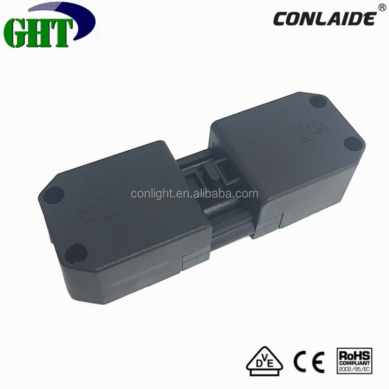 EN Standard 250V 16A 4 Pin Male Female Pluggable Connector With Protection Cover