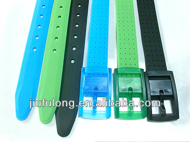 2013 Europe and America Colorful Silicone Belts Royal Jelly Price