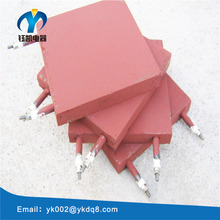 high temperature Die casting iron heating plate for wood stove