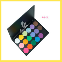 High pigments eye shadow makeup tools with 18 colors eyeshadow,kiss beauty cosmetic eyeshadow,lady cosmetics eyeshadow palette