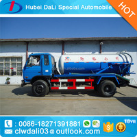 8000l vacuum sewage truck pump for sale