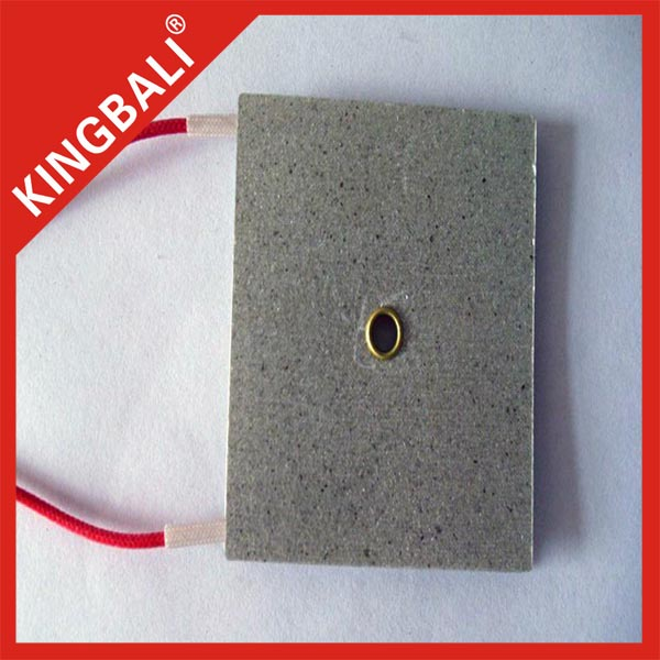 2.0mm less pollution die cut Mica Gasket for Electronics segment/TV/Computer