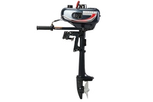3.5HP OUTBOARD MOTOR with 4200-5300 RPM INFLATABLE BOAT ENGINE