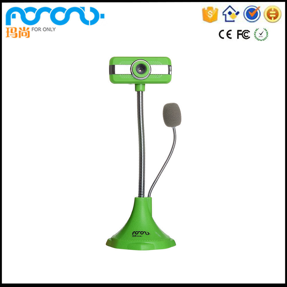Full new computer vertical stand Webcam high quality USB computer webcamera for sale Pc Chat Video Camera Live