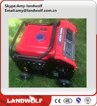 4 stroke small portable gasoline generator outdoor camping generator for sale