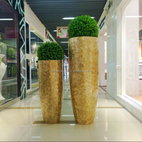 Wholesale hotel/supper market/wedding large decorative floor vase