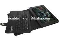 3.0 Bluetooth ABS keyboard folio case Compatible with Kindle fire HD 8.9 inch