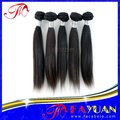 Grade 4A 100% Newest Steam Processed Remy Silky Straigh hair!!! FULL CUTICLE Virgin Brazilian hair