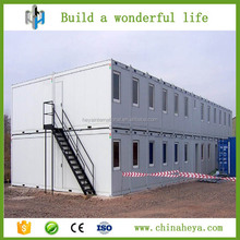 Modular portable flat pack office container prefab office building price