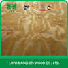 New Zealand Rotary cut Radiate pine veneer, veneer plywood / 1270x2550mm wood veneer sheets lowes