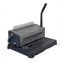 Heavy Duty Comb Wire Binding Machine