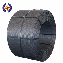 Hengxing Factory Price Grade 270 Low Relaxation Prestressing Steel Strand 7-Wire 12.7mm PC Strand