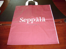 Custom Eco-Friendly Reusable Favorable Price Recyclable Loop Handle Bag