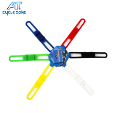 High quality Flashlight Phone Strap Bicycle Silicone Band