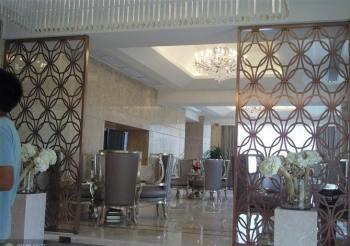 Modern design high quality decorative stainless steel screens and panels