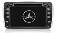 Car dvd radio mercedes w203/car dvd radio mercedes w203 with canbus/Mercedes C Class car dvd gps with autoradio