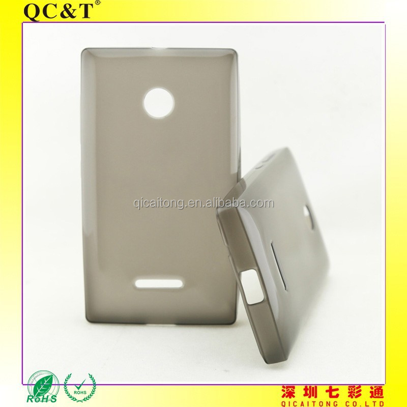 matte tpu case for N435 mobile phone accessories factory in china