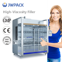 JWPACK New Product CCG1000-16G small scale bottle filling machine small bottle filling and capping machine essential oil filling